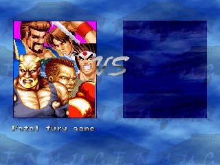 Bonus Stage: Fatal Fury