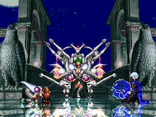Background: Dark Queen Shermie pic 4