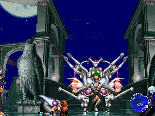 Background: Dark Queen Shermie pic 8
