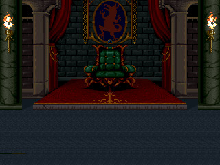 Crossed Swords: The Throne Room V2