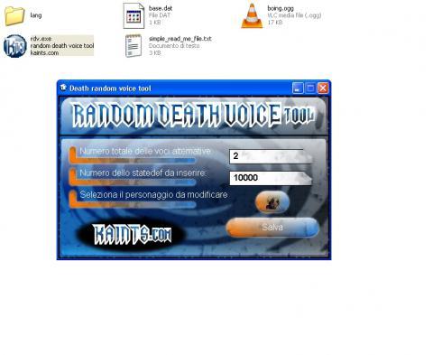 Mugen: Random Death Voice Tool IT Immagine di Copertina