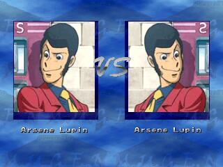 Arsène Lupin - Lupin the 3rd - Arsène Sansei Released