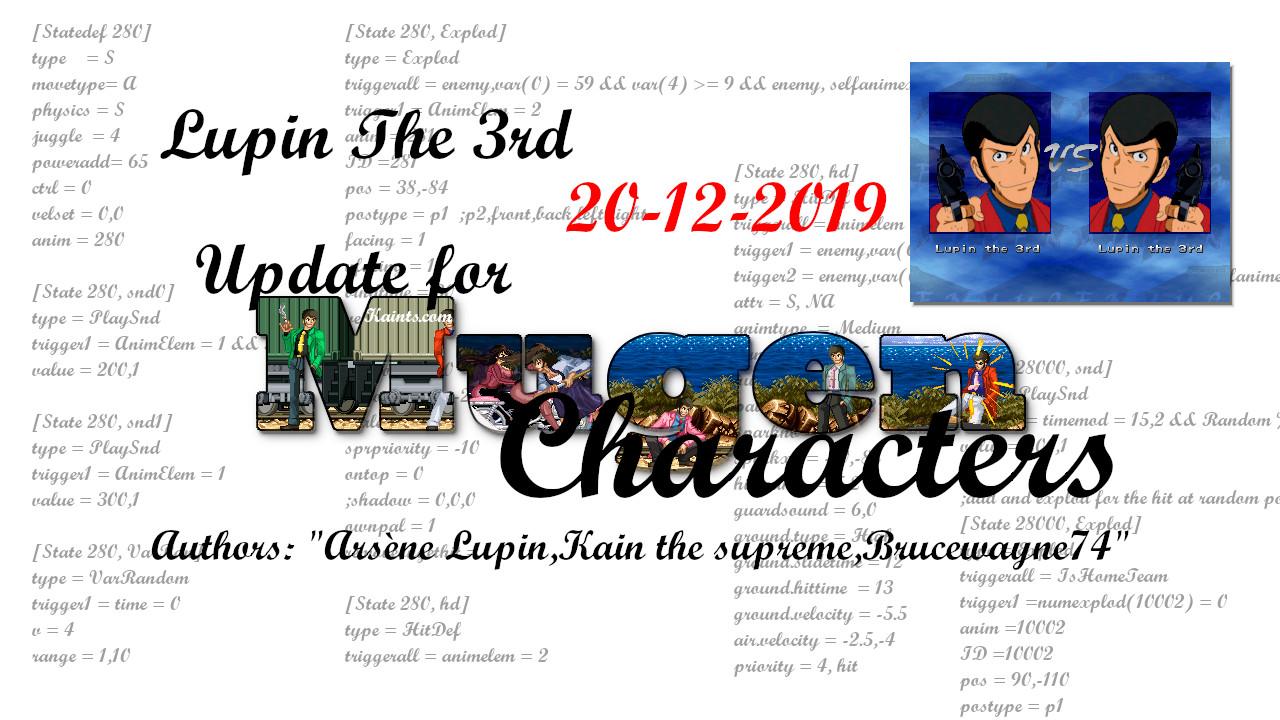 Lupin the 3rd Aggiornato