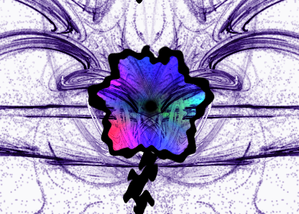 Cover tutorial Gimp: Abstract Flower - Fiore Astratto