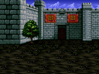Crossed Swords: The Castle