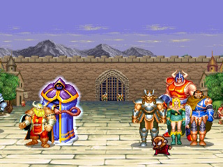 Capcom World: Medieval City pic2