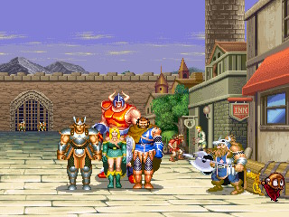 Capcom World: Medieval City pic4
