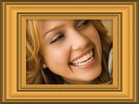 Cover tutorial Gimp: Simple Photo Frame - 006